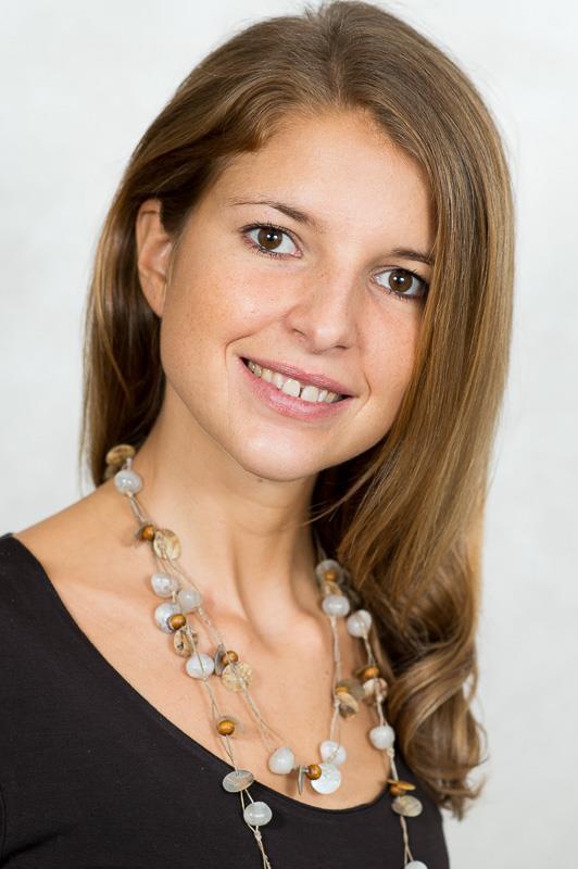 Portraitbild Sandra Pilz