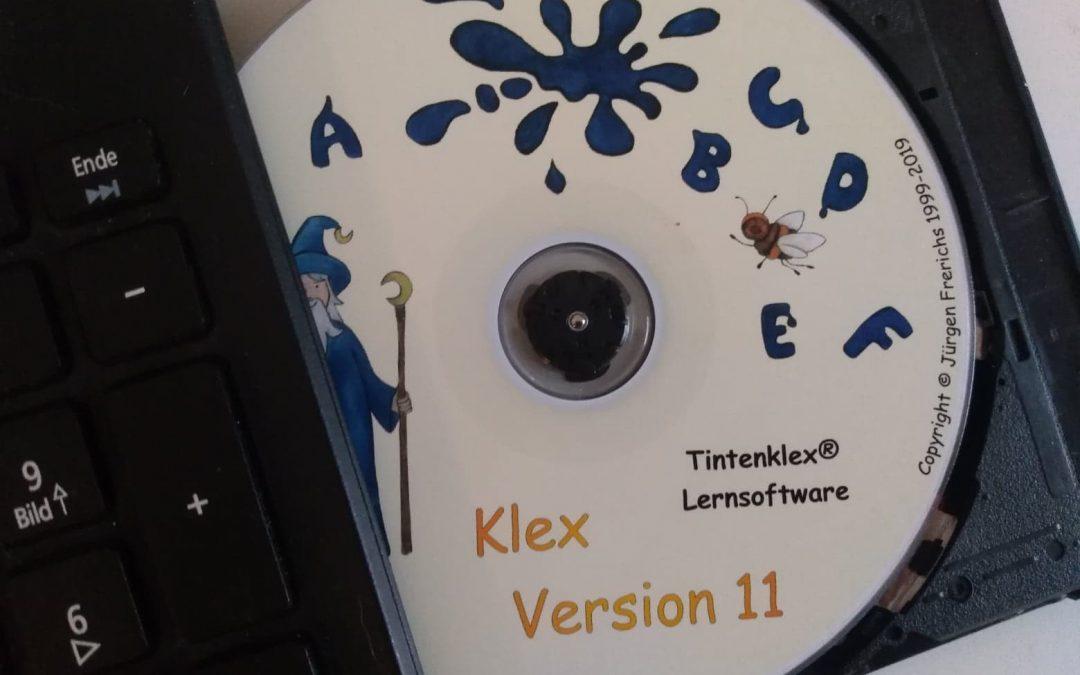 Tintenklex – eine Lernsoftware für das Legasthenie- und Dyskalkulietraining