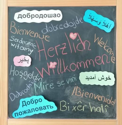 Schulvorbereitungskurs Kinder nicht deutscher Muttersprache