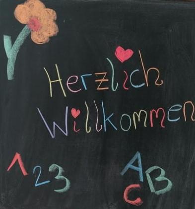 Herzlich Willkommen zum Schulvorbereitungskurs